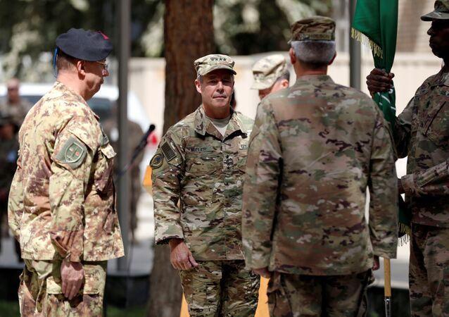 US Army General Scott Miller.