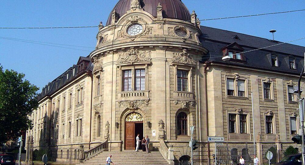 Court House in Landau