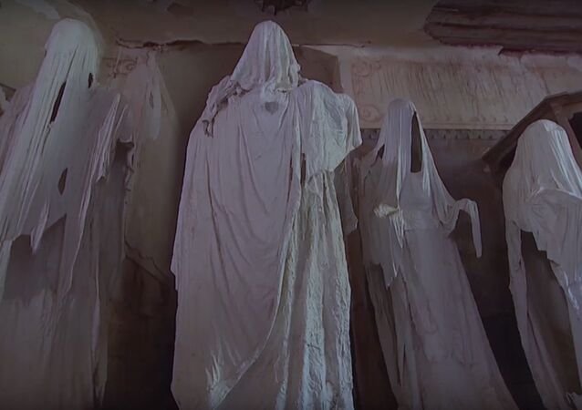 Haunted Ground: Welcome to the Czech 'Ghost Church'