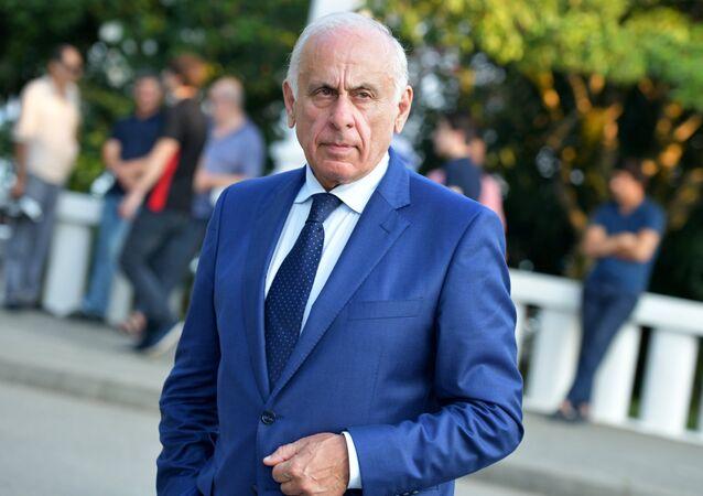 Prime Minister of Abkhazia Gennady Gagulia
