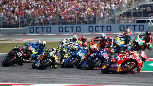MotoGP - San Marino Grand Prix - Sputnik International
