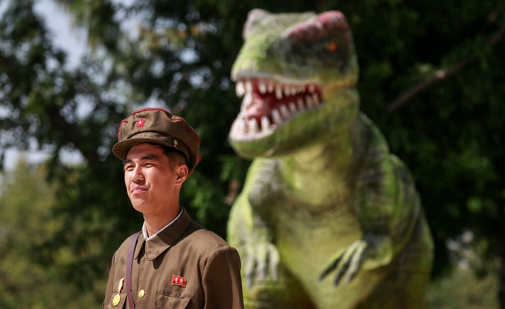 Entertainment, North Korean Style: The New Natural History Museum in Pyongyang