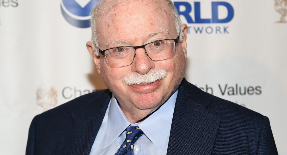 Financier and philanthropist Michael Steinhardt attends the Champions of Jewish Values International Awards Gala at the Marriott Marquis in New York. File photo
