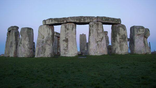 Stonehenge - Sputnik International