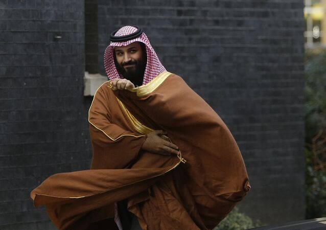 Saudi Arabia's Crown Prince Mohammed bin Salman (File)