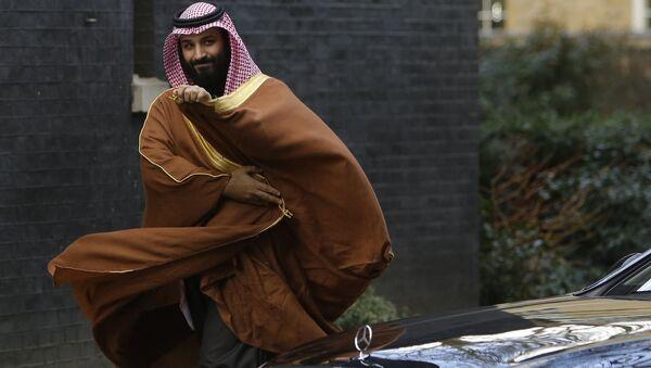 Saudi Arabia's Crown Prince Mohammed bin Salman (File) - Sputnik International