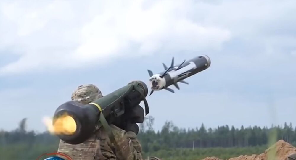Indian anti-tank guided missile (MPATGM)