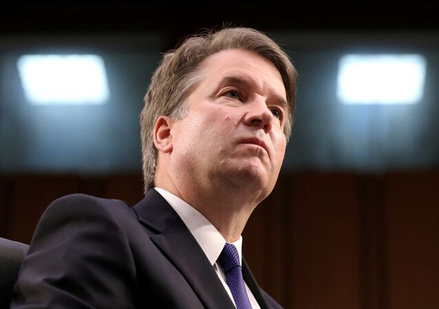 U.S. Supreme Court nominee Kavanaugh