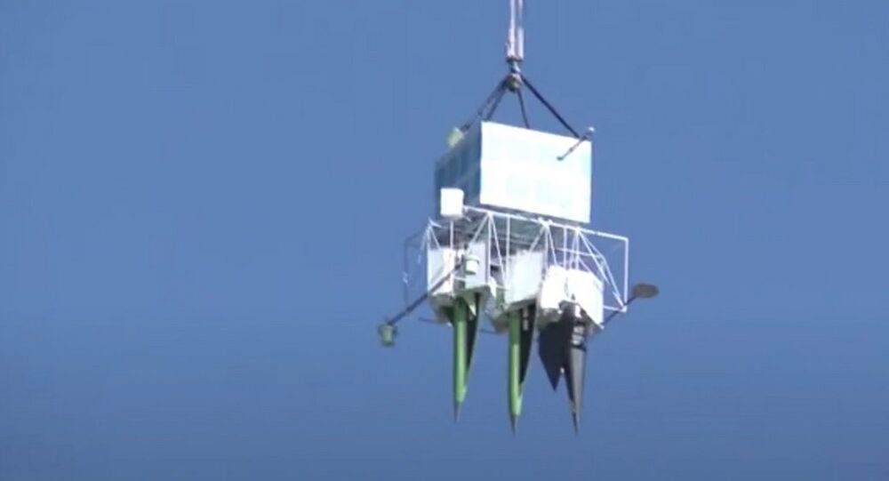 A test using high-altitude balloon to launch the flight vehicle has been successfully performed, allegedly, this was exactly the test which closed a large area of airspace in the Northwest of China