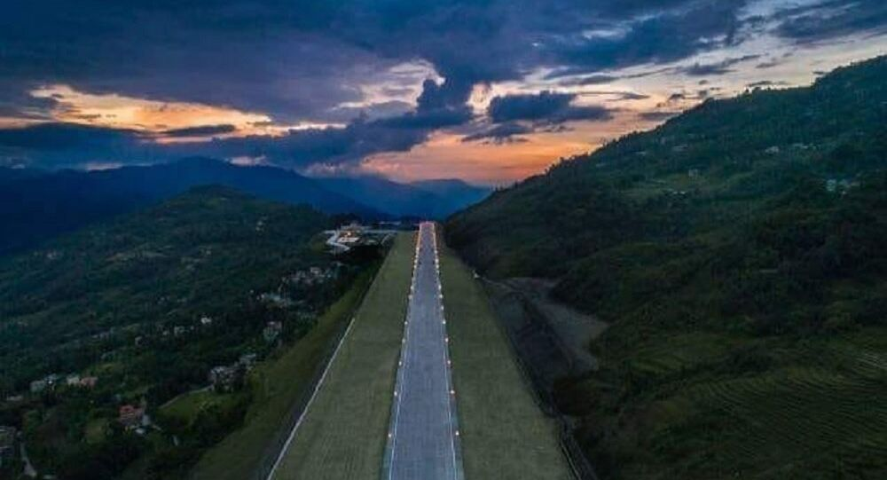 India Opens its 100th Airport Just 40 Miles Away From Doklam