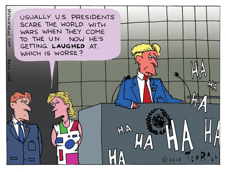 Trump at UNGA: 'Didn't Expect That Reaction'