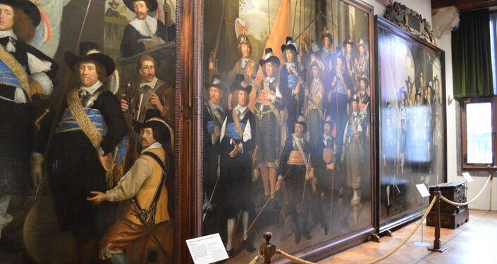 Dutch Art Detective Determined to Make Kiev Return Stolen Paintings