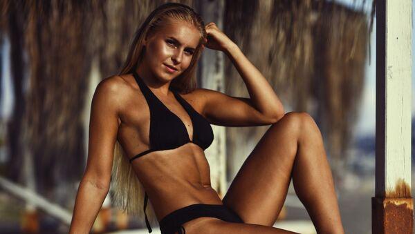 Miss Finland 2018 Alina Voronkova/misssuomi.fi - Sputnik International