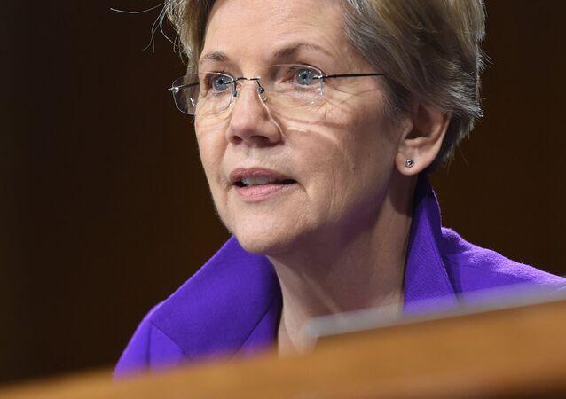 US Senator Elizabeth Warren (D-Mass.)