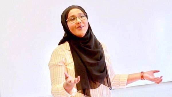 Leila Ali Elmi - Sputnik International