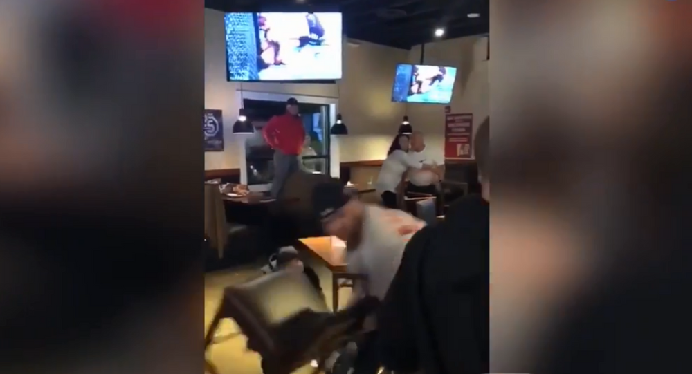 Bar fight breaks out at Massachusetts establishment hosting UFC watch party