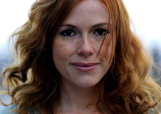 German actress Antje Mönning
