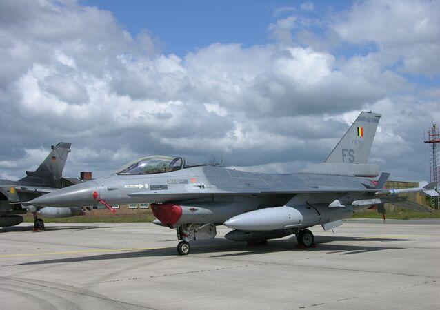 F-16 Belgian Air Force