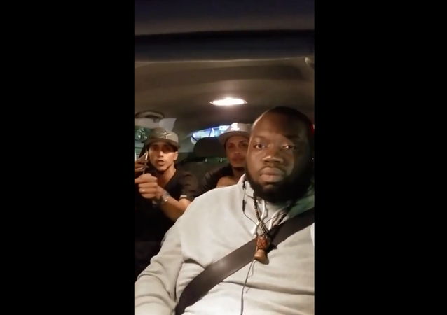 Rider yells out racial slurs at Lyft driver after his music request is denied
