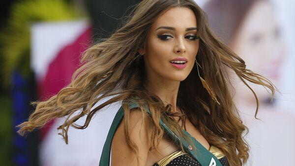 Candidates for Miss Earth 2018 - Sputnik International