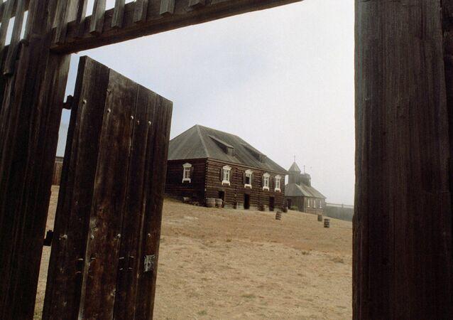 Fort Ross in California, US
