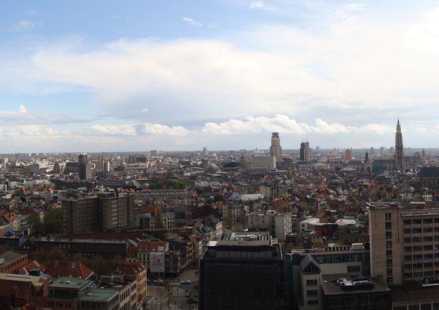 Antwerp Panoramic