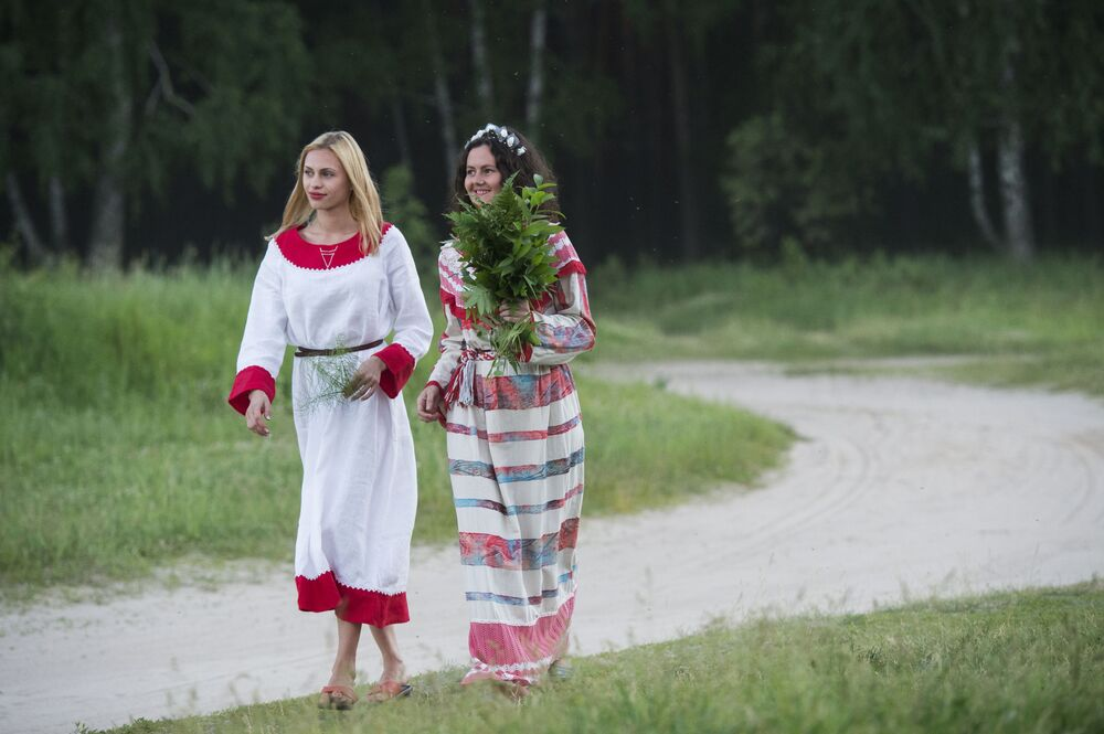 Midsummer Celebration in Siberia