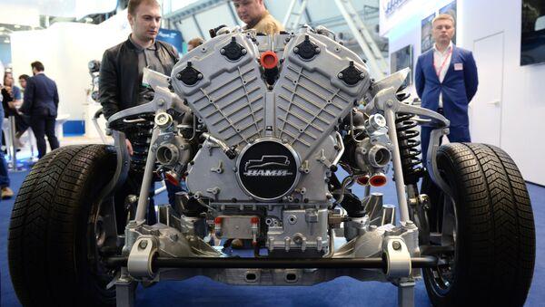 Engine for Kortezh project vehicles. - Sputnik International