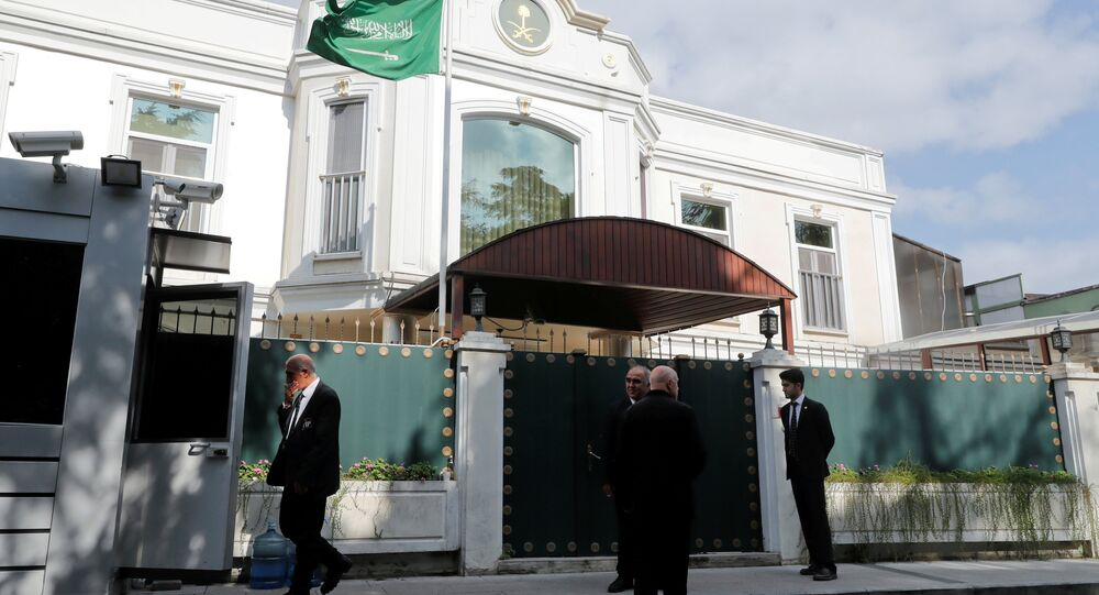 Residence of Consul General of Saudi Arabia