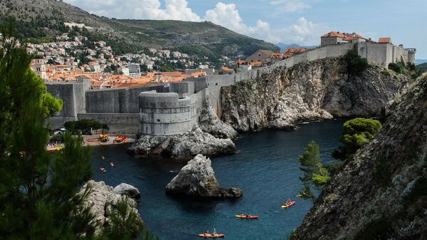 Ten Amazing Mediterranean Cities Slowly Sinking Into the Ocean Deep - Sputnik International