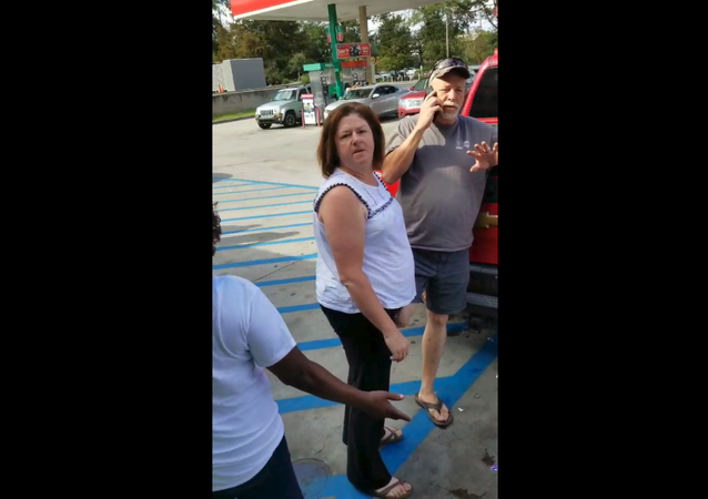 Woman dubbed Gas Station Gail calls cops on Stop The Violence marchers purchasing drinks at convenience store