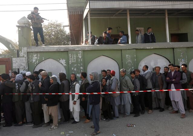 Parliamentary Elections in Kabul