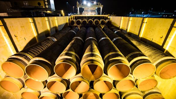 Nord Stream 2 - Sputnik International