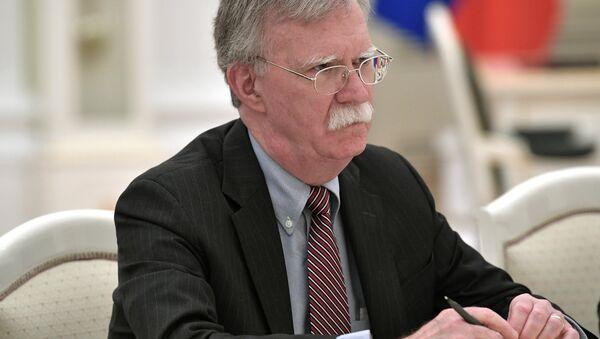 US National Security Adviser John Bolton - Sputnik International