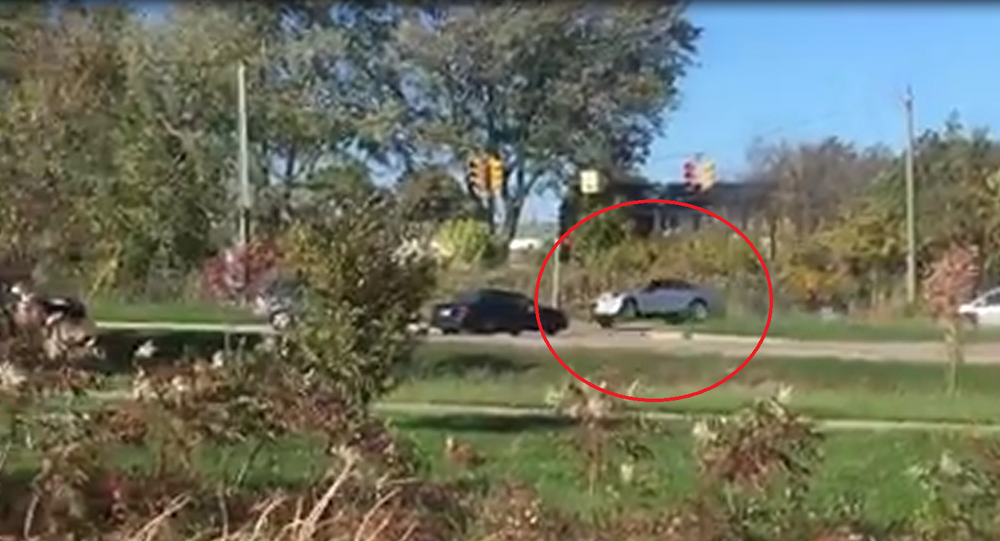 Child Miraculously Uninjured After Mother Flees Police, Crashes Car