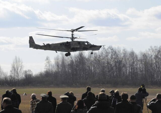 Flying the Friendly Skies: Russia Celebrates Army Aviation Day
