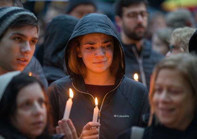 Vigil for Victims of Pittsburgh Synagogue
