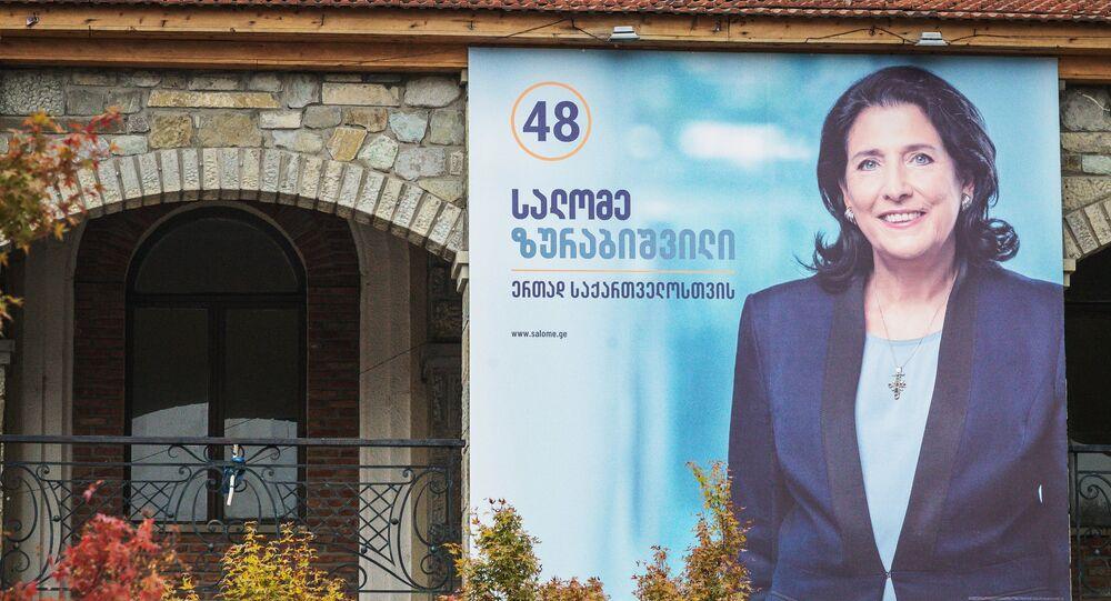 Presidential Election in Georgia