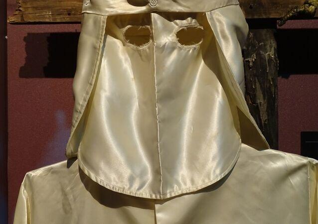 Ku Klux Klan Robe and Hood
