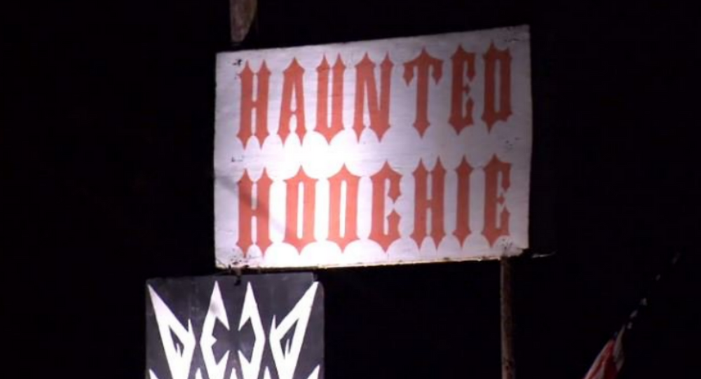 Haunted Hoochie