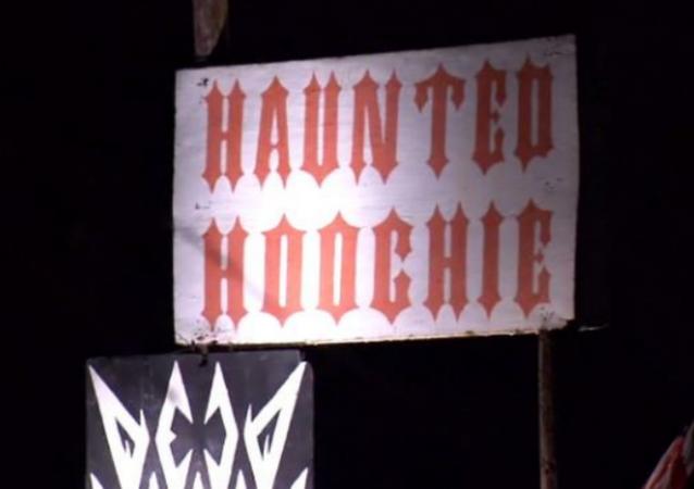 Haunted Hoochie