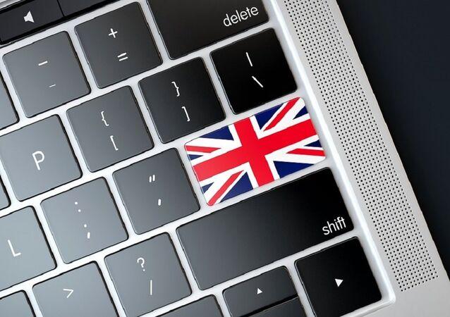 UK keyboard