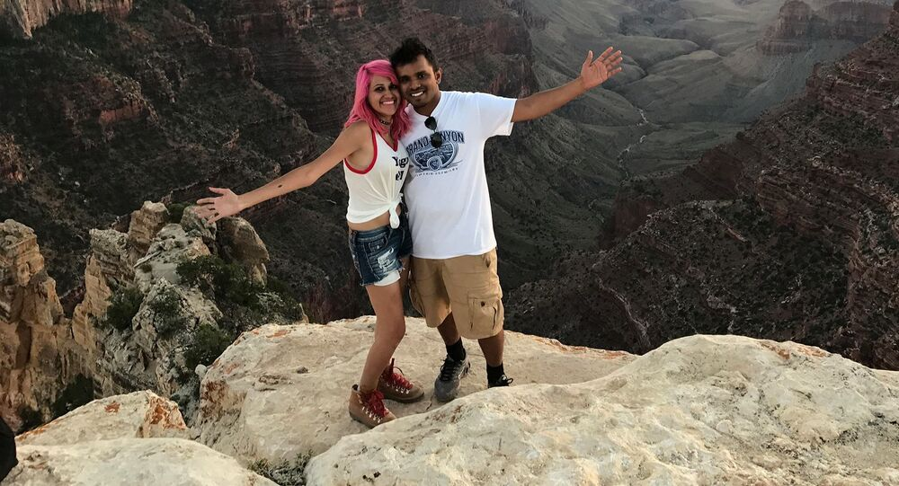 The tragedy took place on October 25, when a married couple from India living in the United States died after falling 800 feet in an area with steep terrain in California's Yosemite National Park