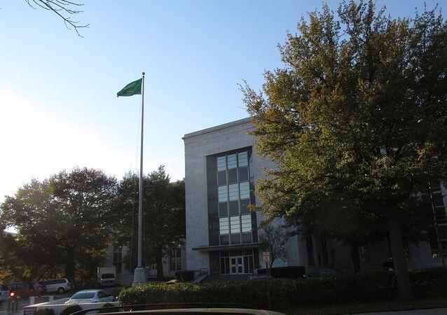Embassy of the Kingdom of Saudi Arabia in Washington, D.C. (United States)