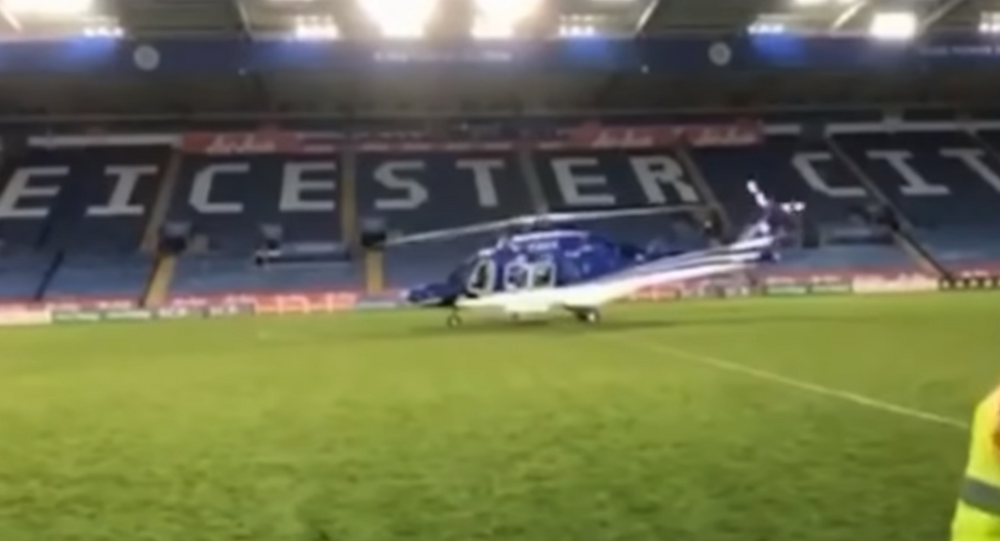 Video shows deadly helicopter crash that killed Leicester City FC Owner