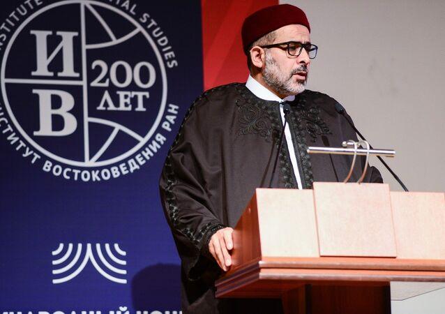 Dr. Aref Ali Nayed