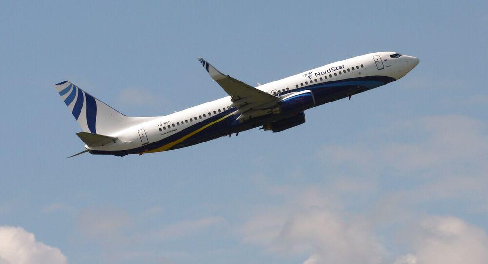 NordStar Airlines Boeing 737-800