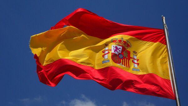 Spanish flag - Sputnik International