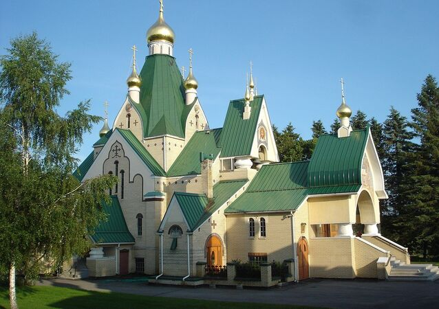 Holy Trinity Orthodox Monastery in New York