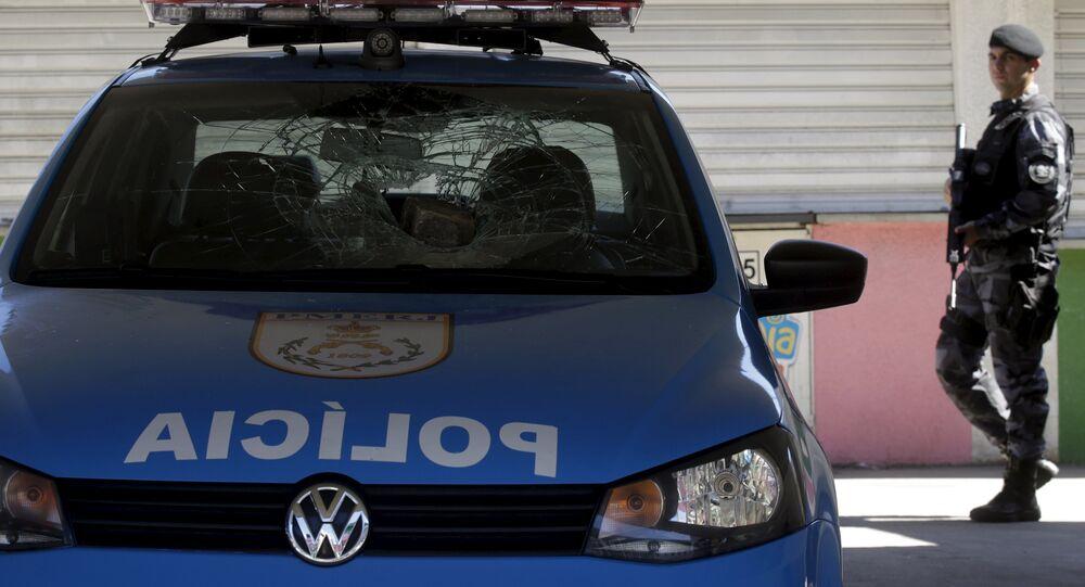 A policeman